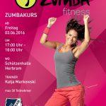 Neuer Zumba Kurs 2016